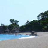 美しい桂浜の風景