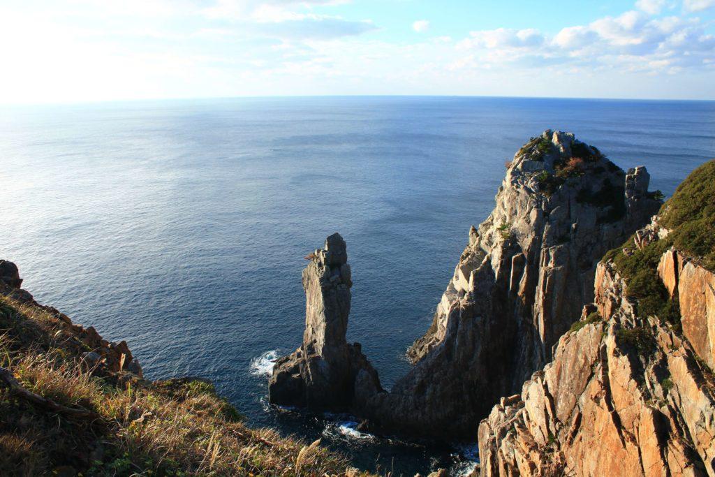高知の絶景スポット:観音岩