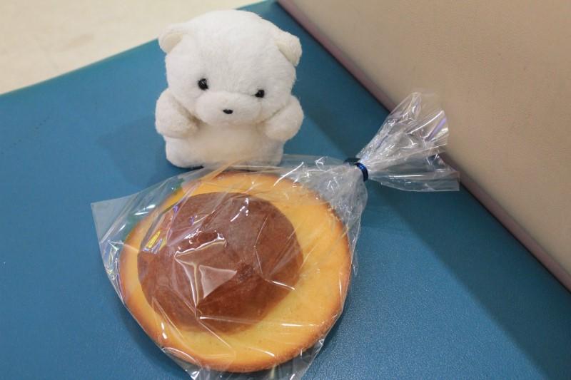 高知グルメ:ぼうしパン