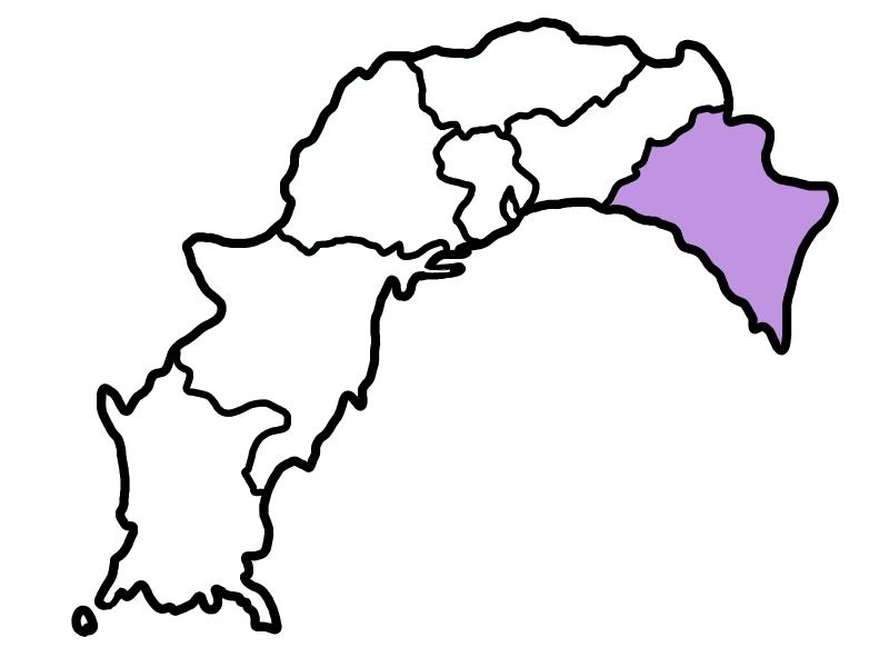 安芸・室戸エリア地図