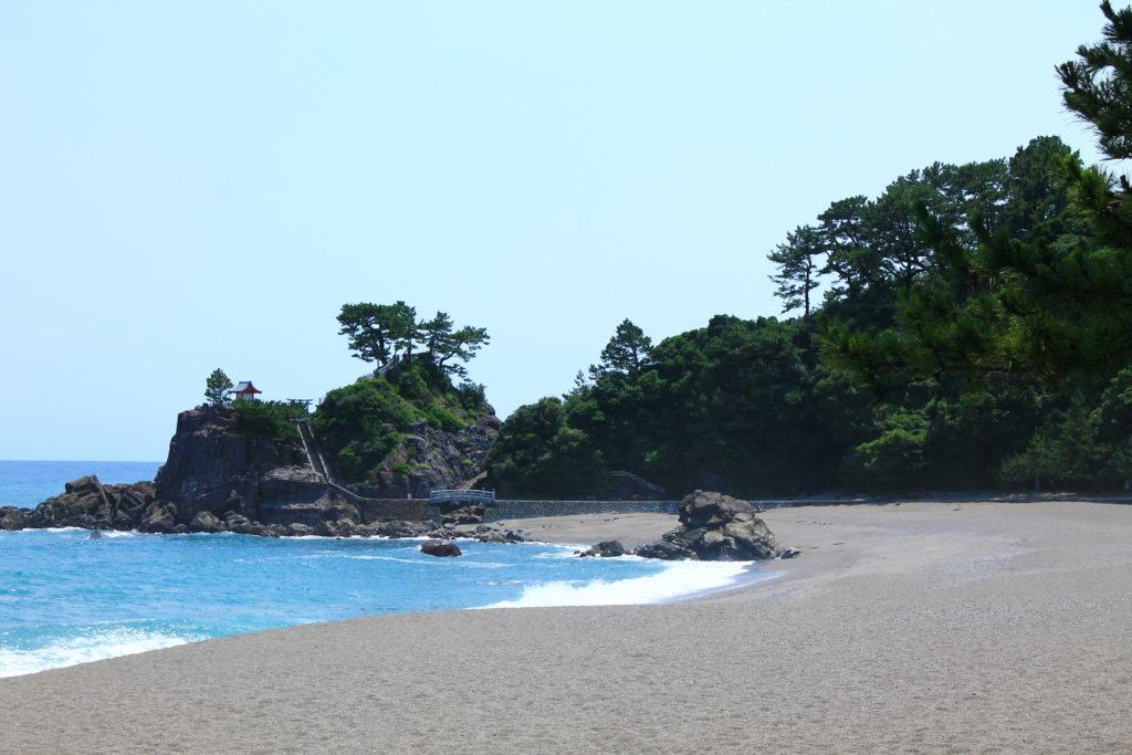 桂浜の絶景