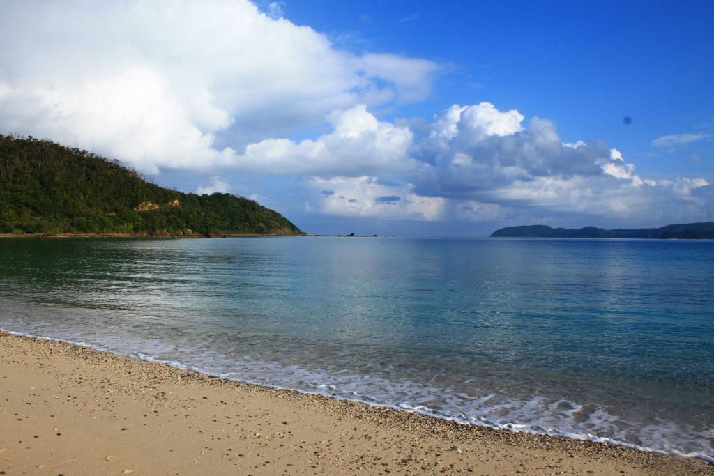 奄美大島:倉崎海岸
