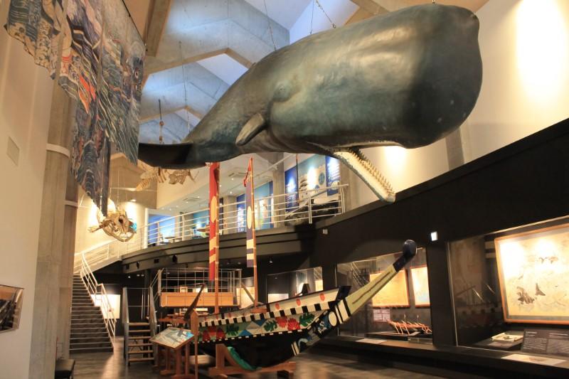 キラメッセ室戸の鯨館