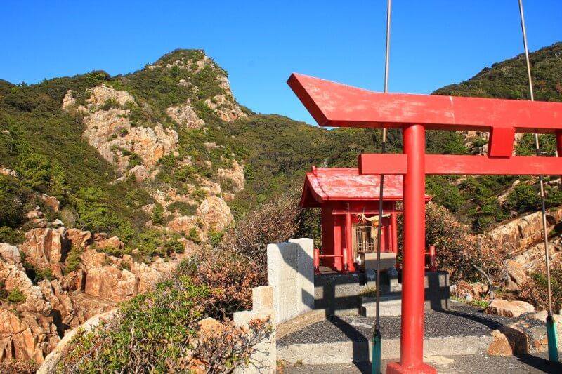 臼碆竜宮神社