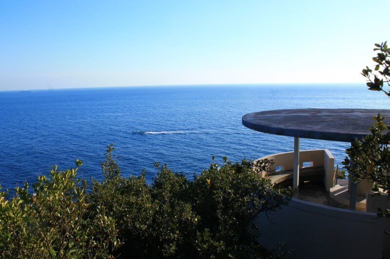 鵜ノ岬展望台