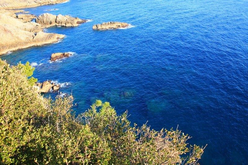 鵜ノ岬展望台の景色