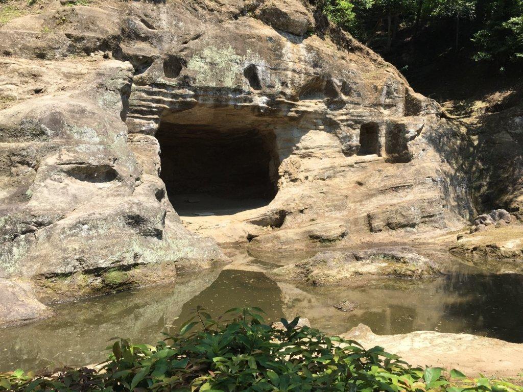瑞泉寺の石庭