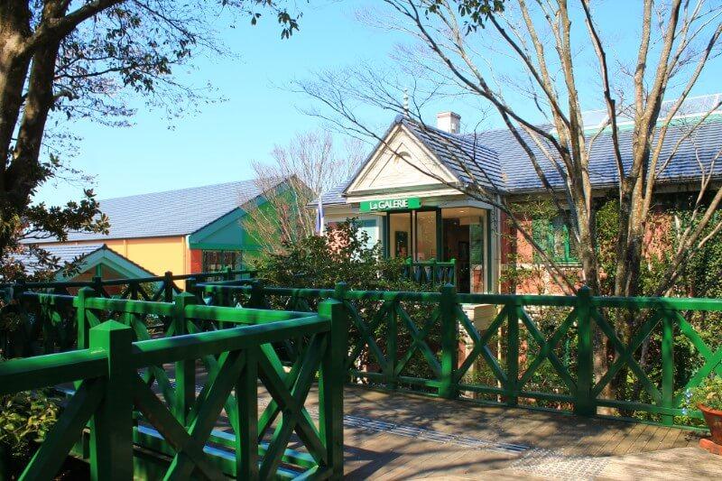 モネの庭 ギャラリー・ショップ