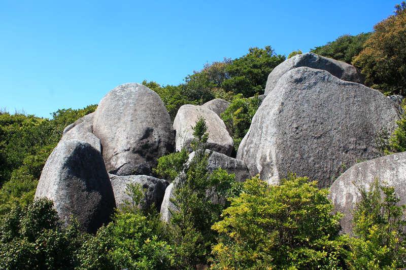 唐人駄場巨石群 唐人石