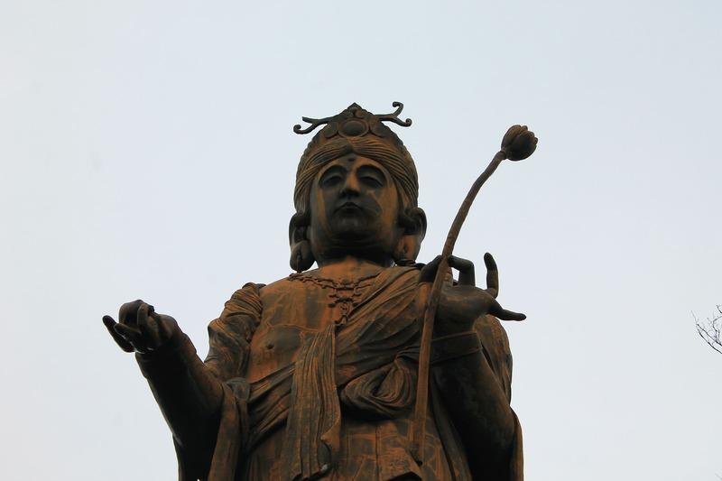 舘山寺:聖観世音菩薩
