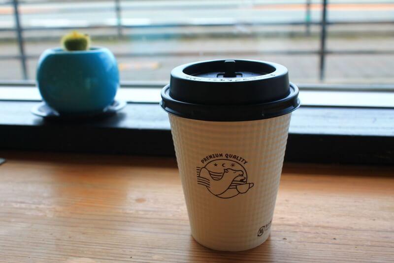 すなば珈琲のコーヒー