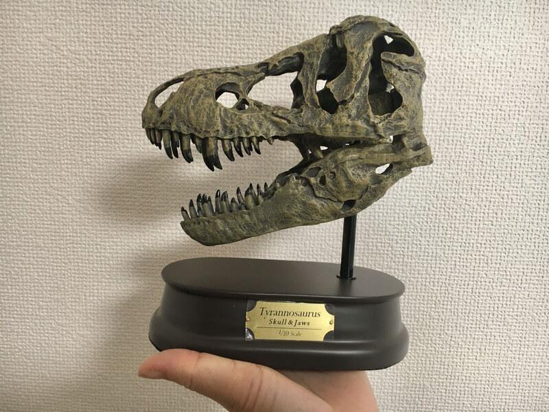 Favorite恐竜のフィギュア